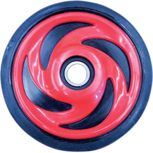 """Rear Suspension 6.38/"""" Red Idler Wheel Polaris Pro X2 RMK SKS Switchback Touring"""
