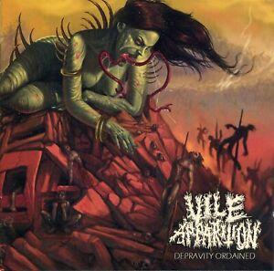 VILE-APPARITION-Depravity-Ordained-CD