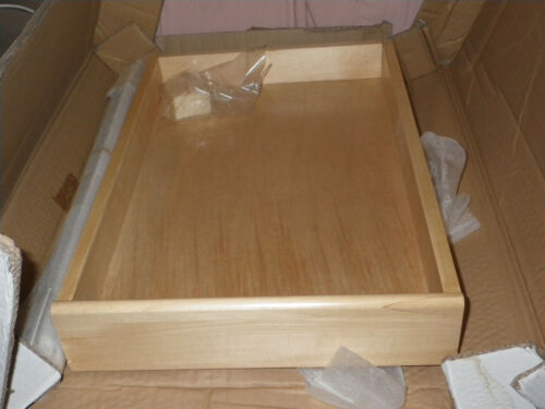 """18/"""" Roll Out Trays X Two NEW In Box 2"""