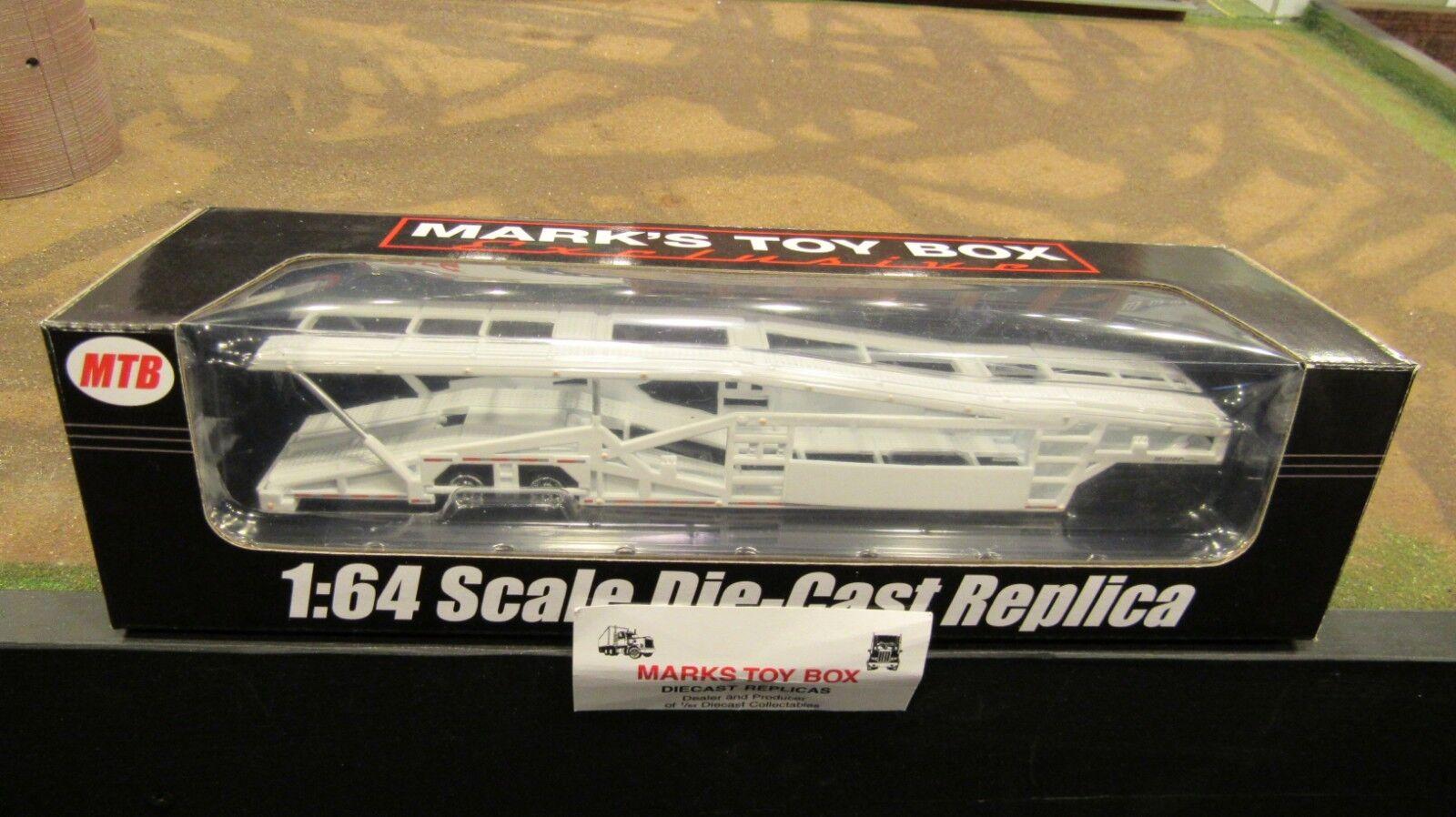 MTB-1632 biancao 5 coche Transportador De Transporte Remolque Transportador 1 64 Speccast