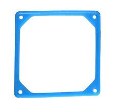 92mm Fan Noise Reduction Fan Rubber Frame (UV Blue)