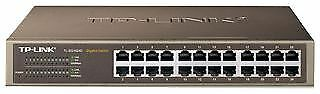 SWITCH NETWORK GIGABIT 24 PORTTP-LINK - Networking Products - CS24198