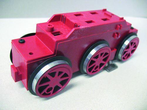 Piko Escala G bloque de motor con rodamiento de bolas BR80 Rojo   BN   36106