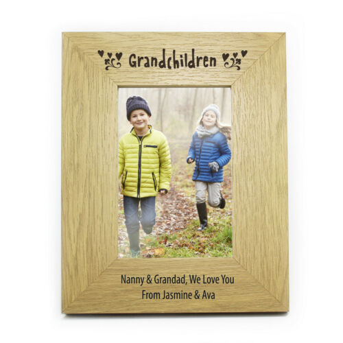 PERSONALISED GRANDCHILD GRANDCHILDREN PHOTO Picture FRAME Gifts Presents of our