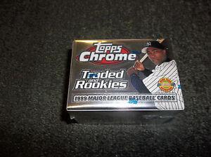 1999-Topps-Chrome-Traded-and-Rookies-sealed-set-Sabathia-Hamilton