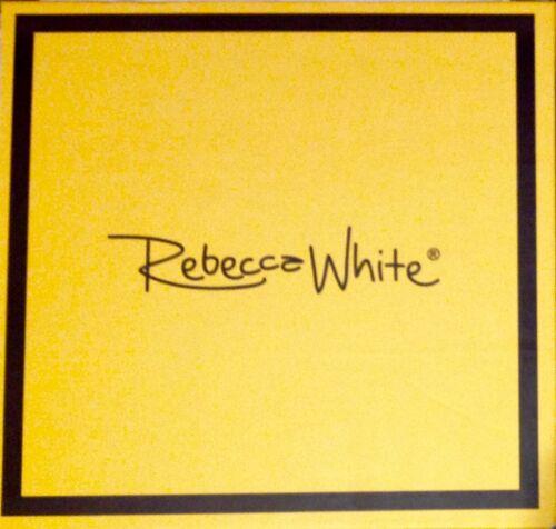 Rebecca Blanc Jaune Daim Gladiateur Sandales UK 5//6 RRP £ 110.00