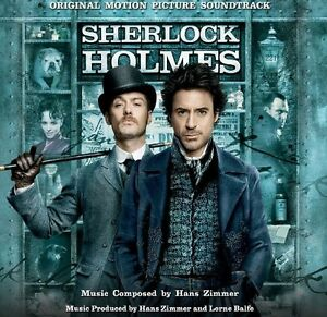Various-Artists-Monty-Python-Sherlock-Holmes-New-CD-UK-Import