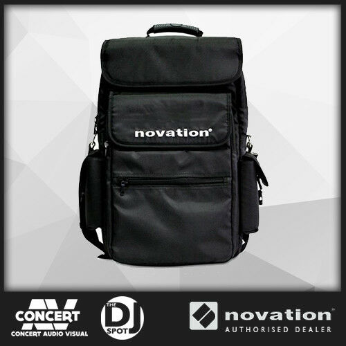 Novation 25-key Midi Keyboard Controller Gig Bag (black)