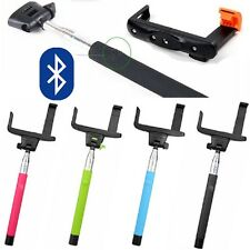 1 MONOPOD SELFIE STICK WITH BUILT-IN BLUETOOTH REMOTE  MOBILE iPHONE AND SAMSUNG