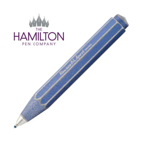 Available in 9 Elegant Aluminium Finishes KAWECO AL Sport Ballpoint Pen
