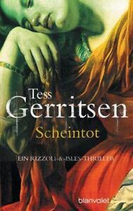 Scheintot / Jane Rizzoli Bd.5 von Tess Gerritsen (2008, Taschenbuch) - Ortenburg, Deutschland - Scheintot / Jane Rizzoli Bd.5 von Tess Gerritsen (2008, Taschenbuch) - Ortenburg, Deutschland