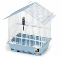 Prevue Pet Products House Style Economy Bird Parakeet Cage Birds Blue White W