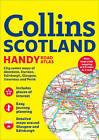 Collins Handy Road Atlas Scotland by Collins Maps (Paperback, 2017)