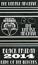 King of the Witches & Uneasy Archive Black Friday 2014 Secret Tape VHS