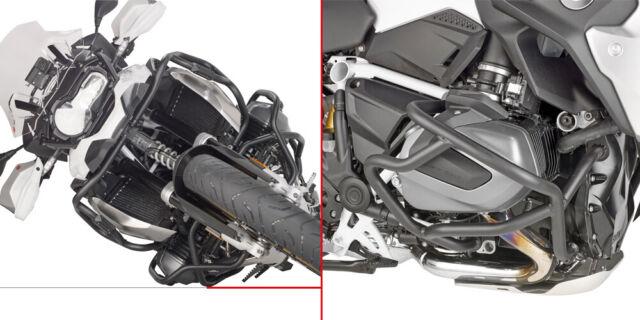 TN5128 GIVI PARAMOTORE TUBOLARE INOX Ø25mm per BMW R 1250 GS 2019