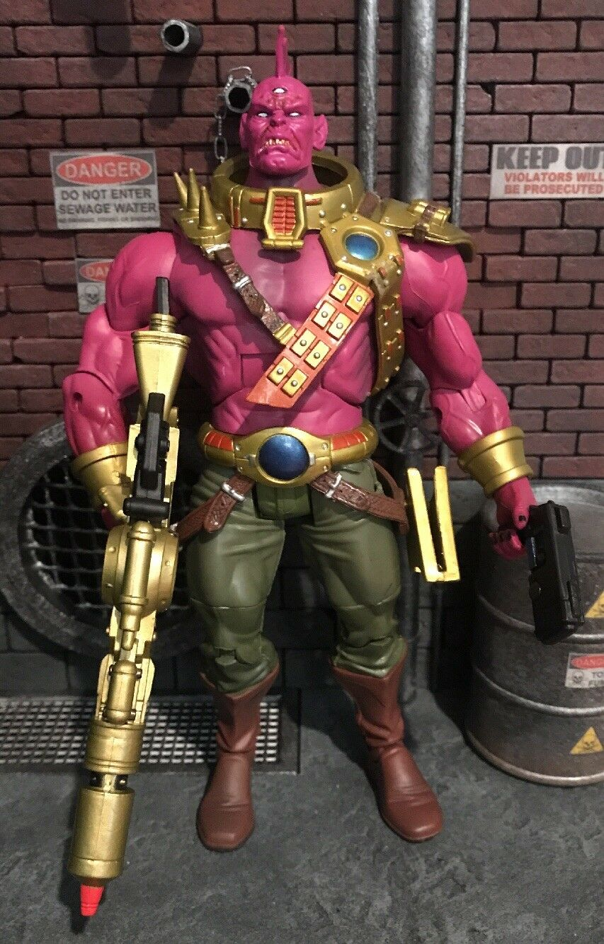 DC Universe Classics DESPERO BAF CNC Collect n Connect Build a Figure Complete