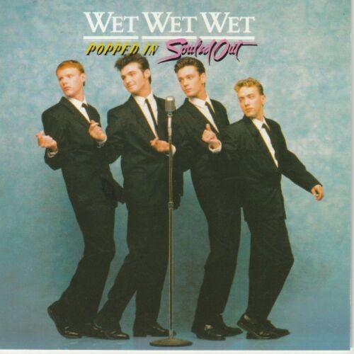 1 von 1 - Wet Wet Wet – Popped In Souled Out    CD