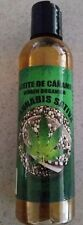 Aceite De Cañamo Virgen Organico Cannabis Sativa 4 oz