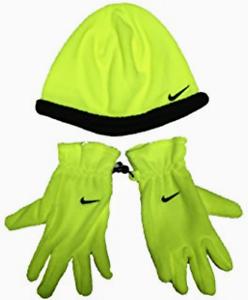 bae8da195ef Nike Air Boys Or Girls Kids  Jordan Hat Beanie and Gloves Set Size 8 ...