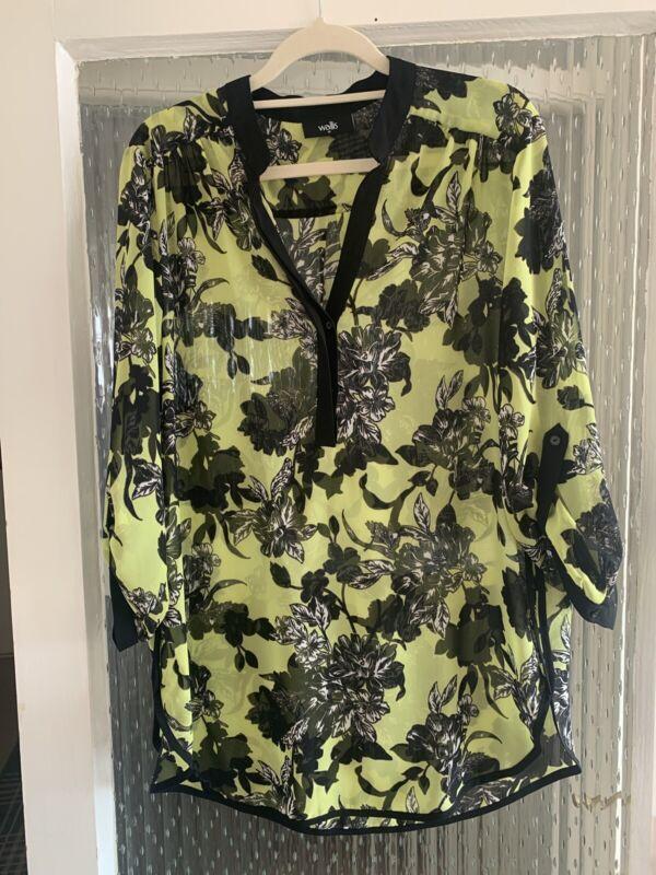 Wallis Light Shirt In Medium New