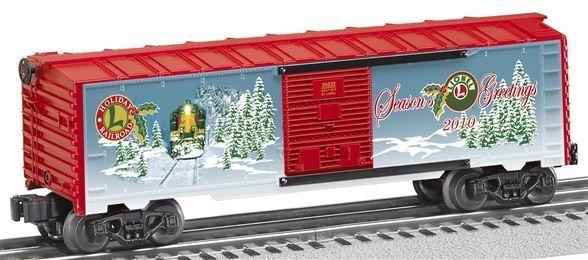 2010 fuori produzione Lionel 639332 o & O27 Gauge Vacanza autoro merci nuovo nella casella