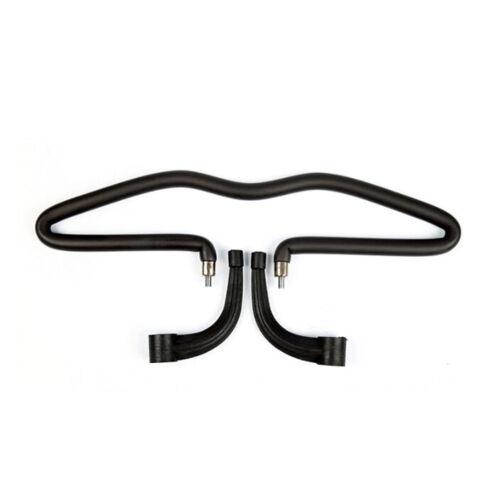 Stainless Steel Car Seat Headrest Clothes Hangers Coats Jacket Suit Holder Ra AL