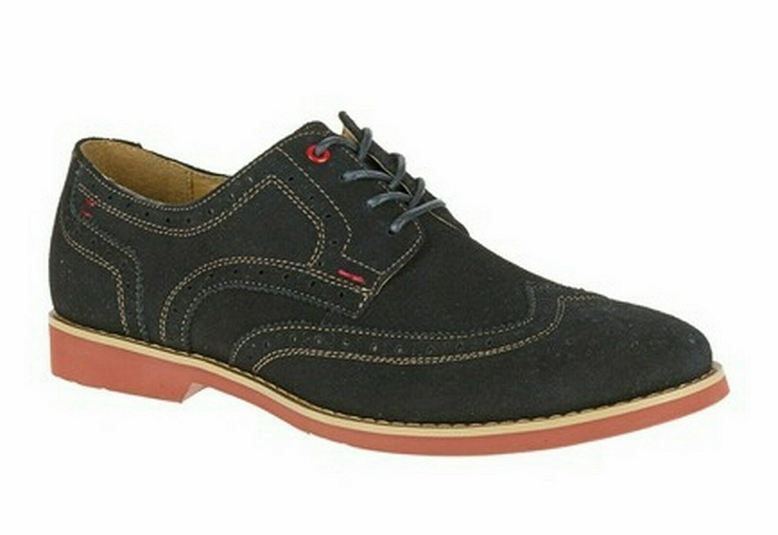 Hush Puppies Fowler EZ Lace Up Oxford - Wide