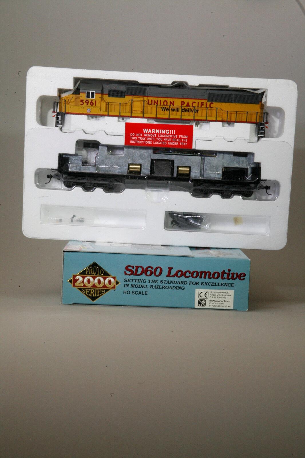 Life-Like proto 2000 - 23513-Union Pacific sd60-NUOVO