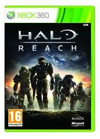 Halo Reach Xbox 360 Hard Copy Brand Factory Sealed