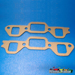 MGK3505-Manifold-Gasket-Fordson-New-Major-Diesel-Tractor-with-bolt-holes-in-line