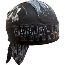 "Harley-Davidson Headwrap ""ENGULFED"" Kopftuch, Mütze, Cap, Polyester  *HW15290*"