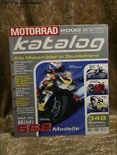 Motorrad Katalog Nr. 31 2000
