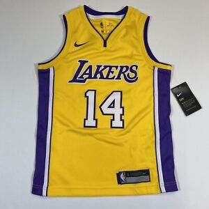 Details about Nike LA Lakers Brandon Ingram #14 NBA Swingman Jersey Youth Boys Size Small 8