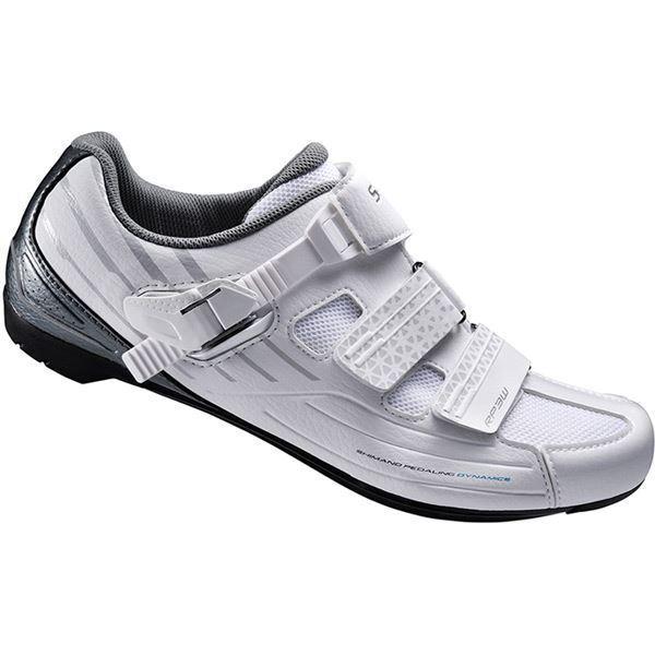 Shimano RP3W SPD-SL shoes, white, size 37