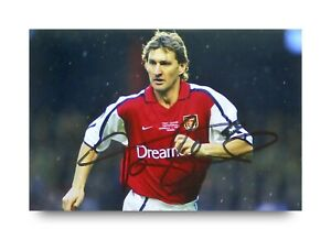 Tony-Adams-Signed-6x4-Photo-Arsenal-England-Gunners-Autograph-Memorabilia-COA
