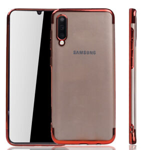 Samsung-Galaxy-A50-Case-Phone-Cover-Protective-Case-Bumper-Red