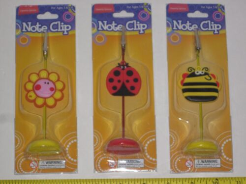 Messages Notes Dinner Table Top Restaurant Menu Note Clip For Home BUMBLE BEE