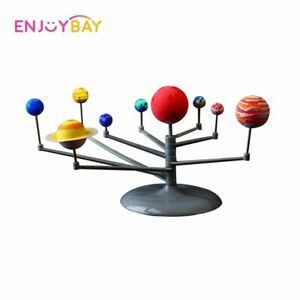 Solar System Planetarium DIY Model Astronomical Ball The