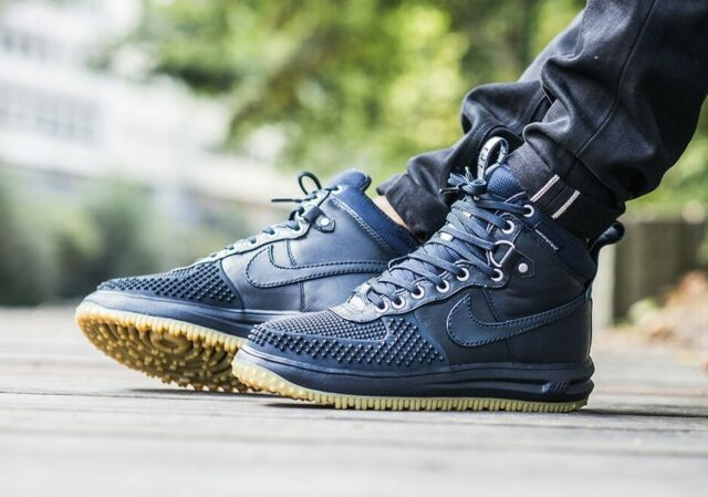 taille 40 e7891 b09cc New in BOX NIKE Air force LUNAR FORCE 1 DUCKBOOT 805899 400 gym basketball 8