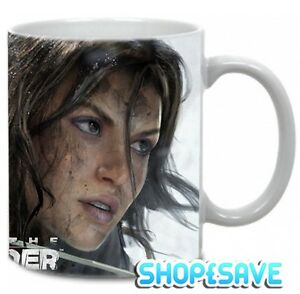 Lara Croft, Tomb Raider Mug, Birthday, Christmas Gift, Size 11oz ...