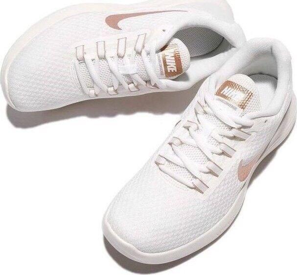 Nike femmes  Lunarconverge 852469-102 Summit blanc Bronze5.5 EU 39 US 8 New