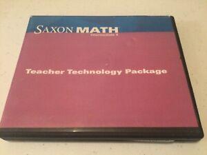 Saxon Math Intermediate 4-TEACHER EDITION & ANSWER KEYS ...