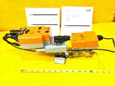 Belimo P2050su 055akrx24 Ep2 Actuator Amp Independent Valves 12 Npt 180 In Lb