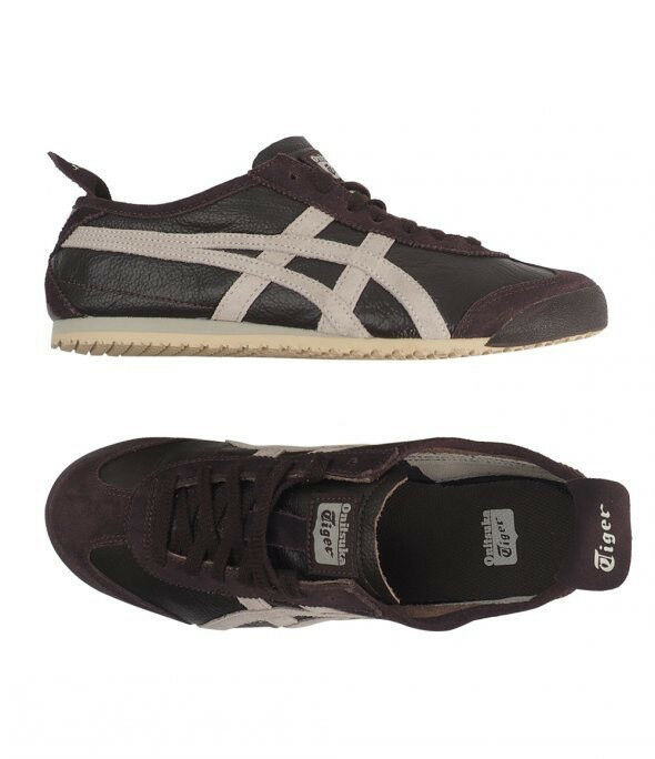 Onitsuka Tiger Mexico 66 Vintage Shoes Price reduction Casual Sneakers Trainers Comfortable and good-looking