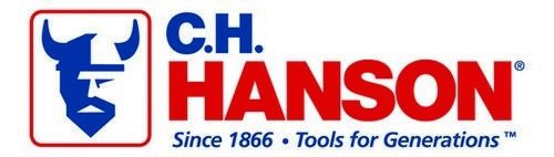 "CH Hanson 1//4/"" NUMBER STAMP SET 20581"