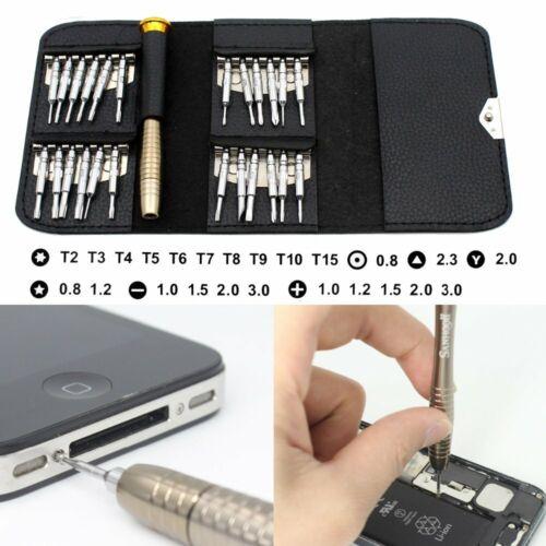 Herramientas De Precision Para Celulares y Electrónica Kit Reparar