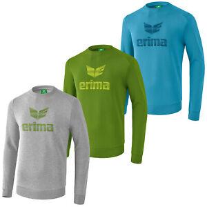 Erima Essential Sweatshirt Hommes/Enfants Pull sweatpulli sweatpullover