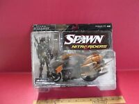Todd McFarlane Productions Spawn Series 16 Nitro Riders After Burner Toys
