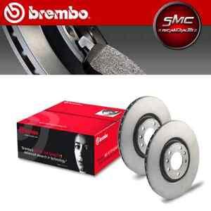 DISCHI FRENO BREMBO FIAT BRAVO II 1.6 D MULTIJET 88 KW DAL 03/08 ANTERIORI