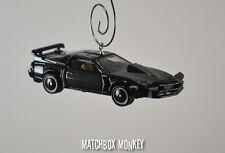 Knight Rider KITT Car Super Pursuit Mode Custom Christmas Ornament Industries 2K